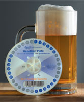 GeneDisc® Beer Spoilage Bacteria product photo