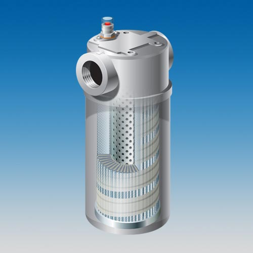 7400 Series Spin-On Filter Assemblies product photo